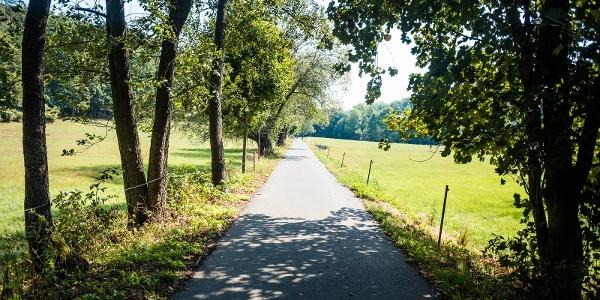 Alte Kleinbahnwege