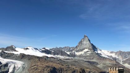Top of Gornergrat