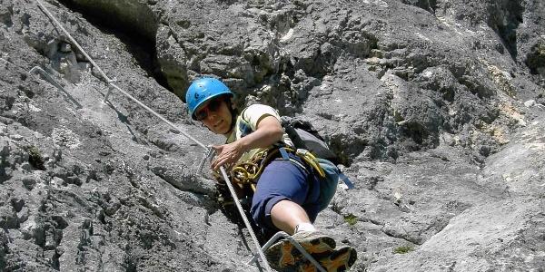 Untersberger Klettersteig