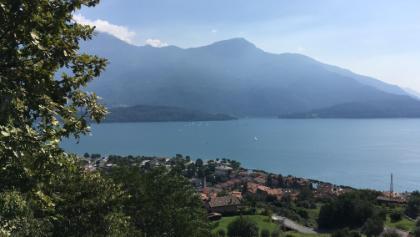 View over Domaso