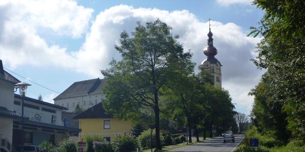 St Andrä - Nordeinfahrt