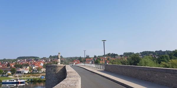 Ochsenfurt neue Mainbrücke