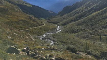 Aufstieg Niederelbehütte