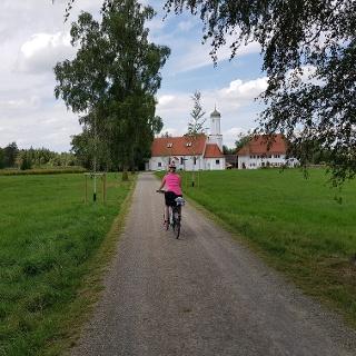 Riedkapelle im Benninger Ried
