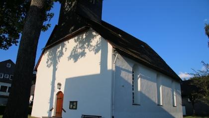 Kirche Wingeshausen