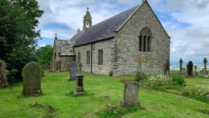 St. Oswald's at Heaven Field