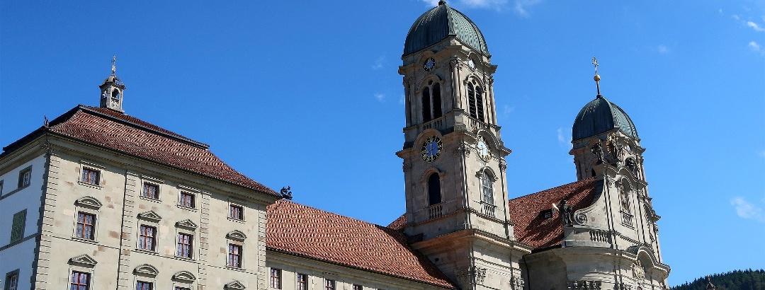 Kloster Einsiedeln.