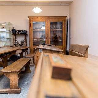 Historisches Klassenzimmer Großenhain