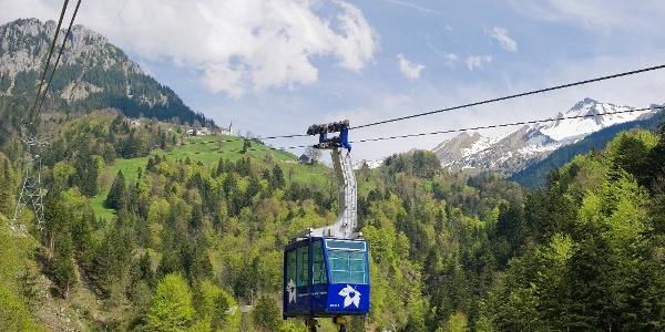 Luftseilbahn Dallenwil–Niederrickenbach