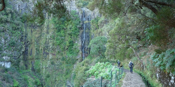 Levada Do Risco bei Rabacal
