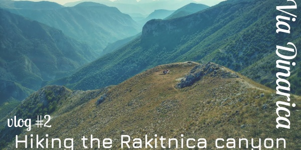 BORAČKO JEZERO to LUKOMIR 👣 White Trail in Bosnia & Herzegovina | Via Dinarica VLOG #2