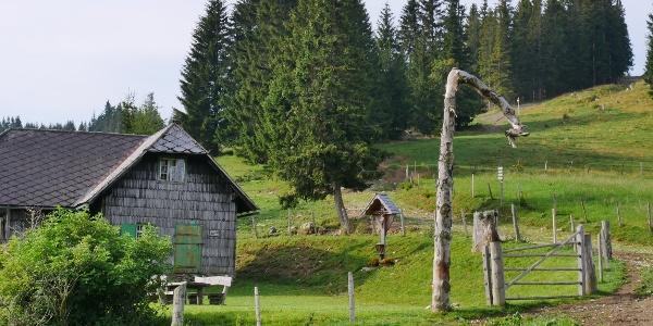 Almidylle im Naturpark Almenland
