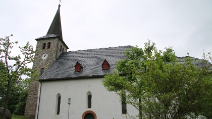 Ev. Kirche in Elsoff