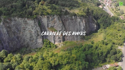 Klimmen in de buurt van Nederland: Carrière des Awirs