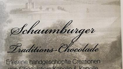Schaumburger Traditions-Chocolade