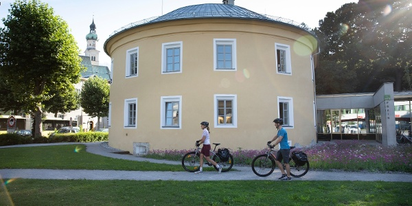 Büro des Tourismusverbandes Hall Wattens