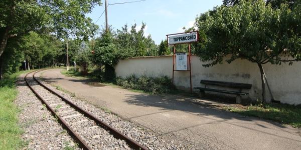 Mátravasút (Toppancshíd megállóhely)
