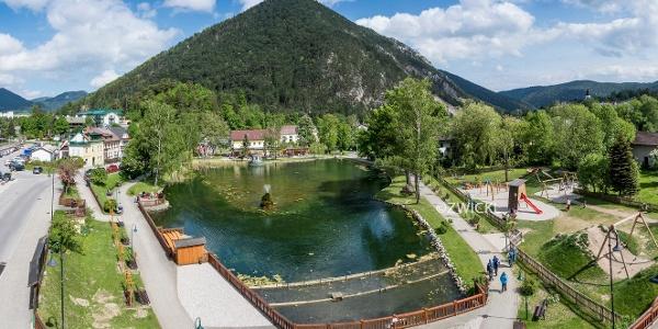 Kurpark Puchberg