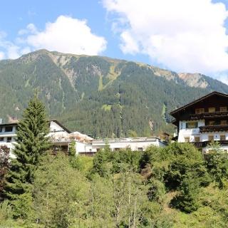 Alt Montafon Hotel App. Sommer