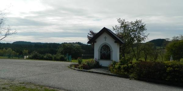 Kapelle beim Ausgangspunkt