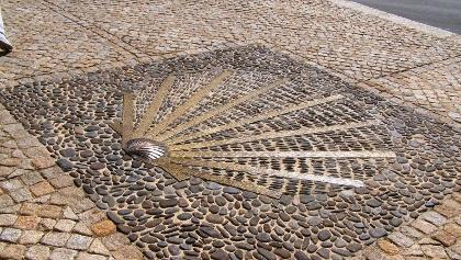 Pilgen - ein Symbol das Pilger kennen