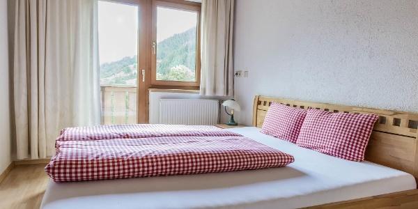 3. Schlafzimmer Ferienwohnung Eisen