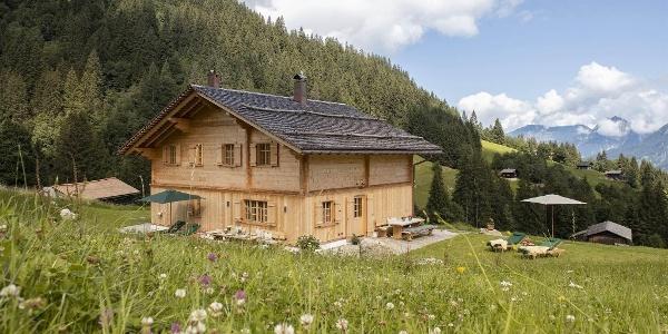 Berghaus Gauertal Ansicht
