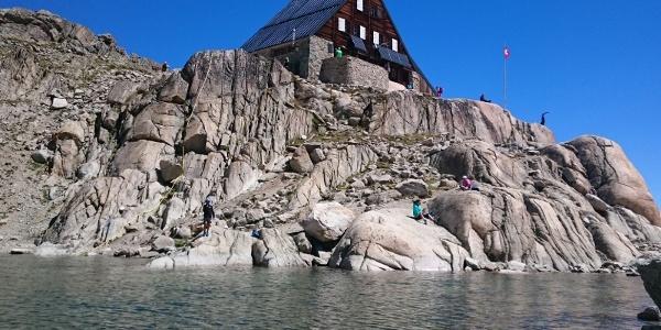 Orny Hütte