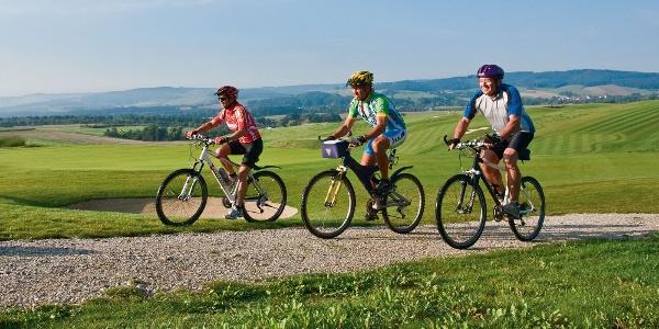 Bad Birnbach - Radfahren Golfpark