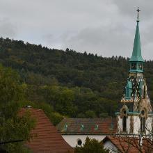 Kirche St. Bernhard in Stetten