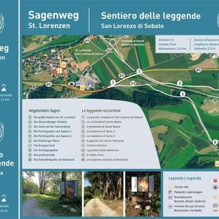 Sagenweg St. Lorenzen