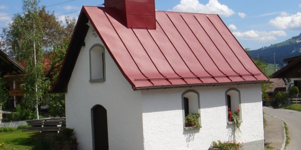 Kapelle in Maderhalm