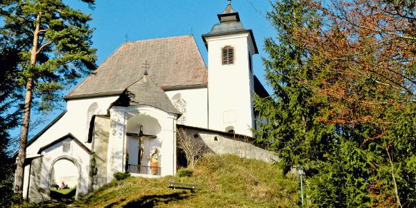 Sebalduskirche am Heiligenstein