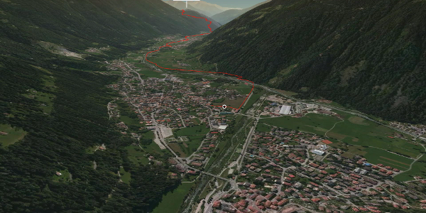 Radtour in Madonna di Campiglio, Pinzolo, Val Rendena: Dolomiti-Garda Alpine ...
