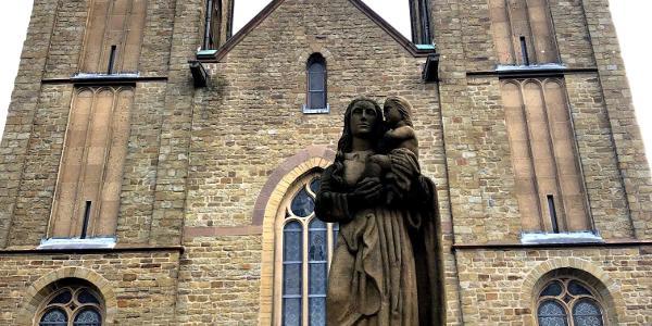 Kirche in Marialinden