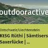 Mountainbike-tour in der Ostschweiz/Liechtenstein: KtSG Rüthi | Sämtisersee | Saxerlücke | Buchs SG