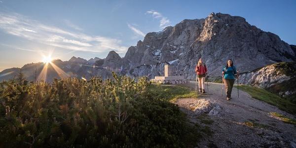 Hiking, Vršič