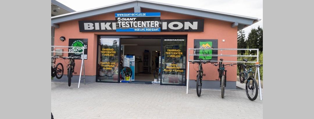 Bikestation Schöneck
