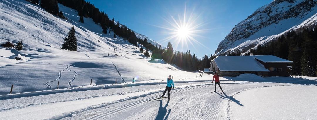 Langlaufen – Gstaad / © Gstaad Saanenland Tourismus