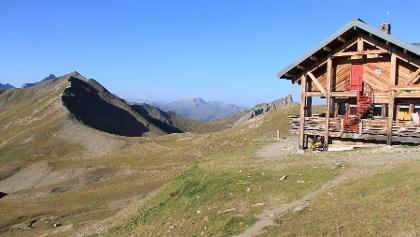 Morgen am Col de la Croix Bonhomme (2.443 m)