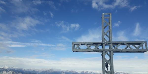 Zwölferköfpl Gipfelkreuz