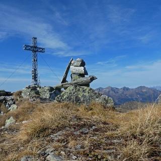 Gipfelkreuz am Großen Grießstein
