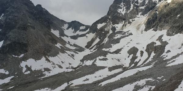 Litzner Gletscher - Glötterspitze