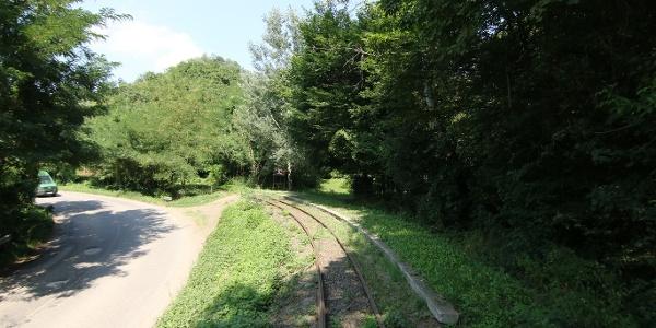 Transzbörzsönyi kisvasút (Máriakút megállóhely)
