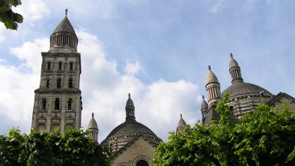 Die Kathedrale Saint-Front in Périgueux