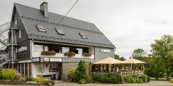 Ginsberger Heide Außengastronomie