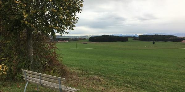 zwischen Hueb und Kornhofen