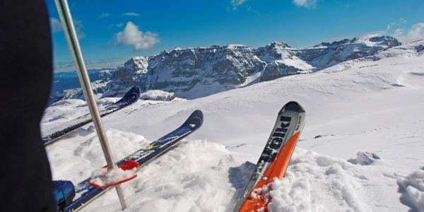 Skifahren - Madonna di Campiglio