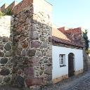 Häuschen in der Stadtmauer