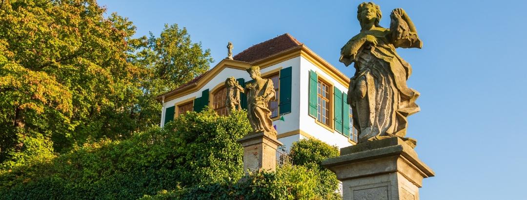 Schlosspark Diesbar-Seußlitz